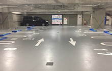 ビル駐車場